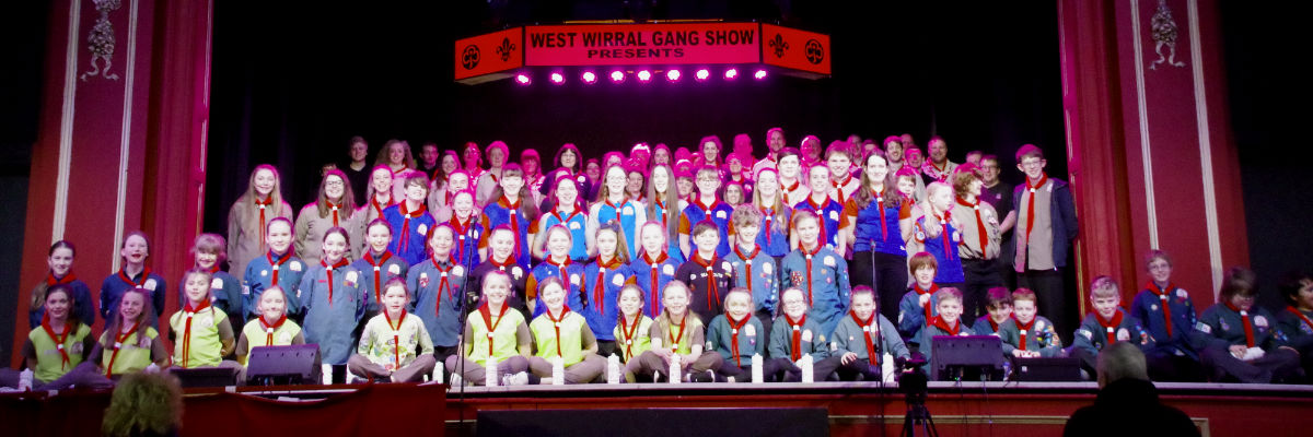 District Gangshow