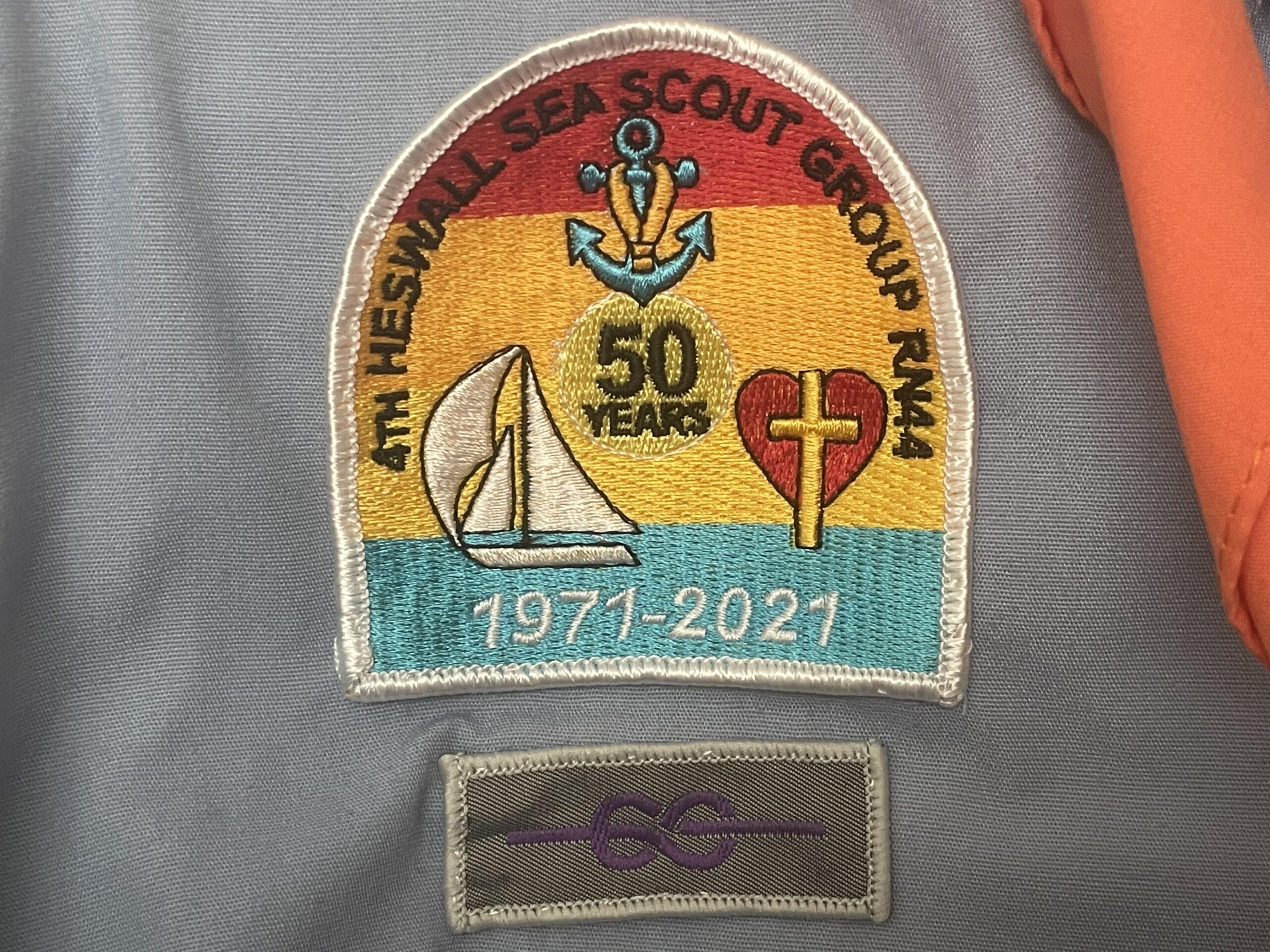 50th Anniversary Badge Designs