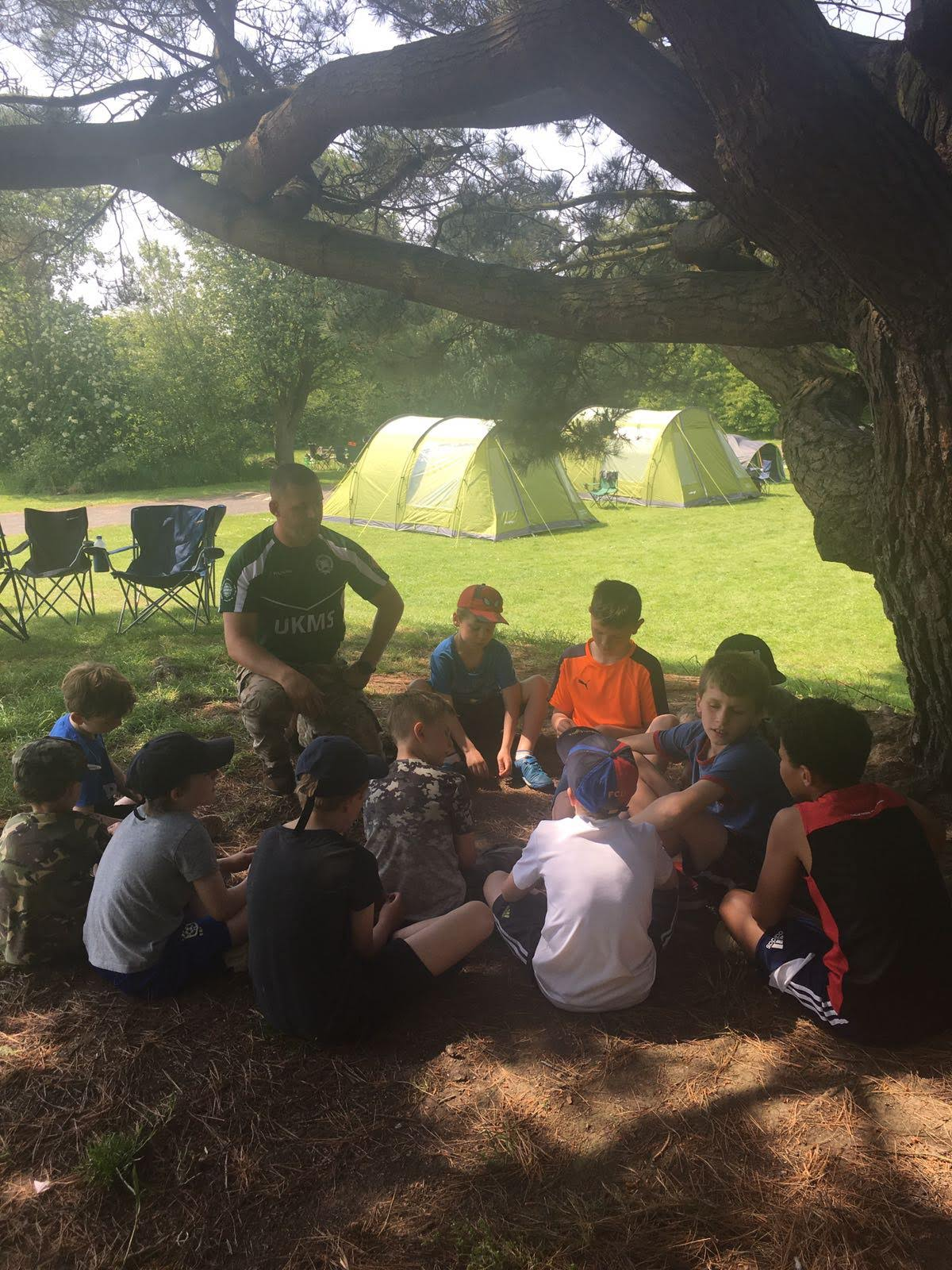 Group Camp 2018