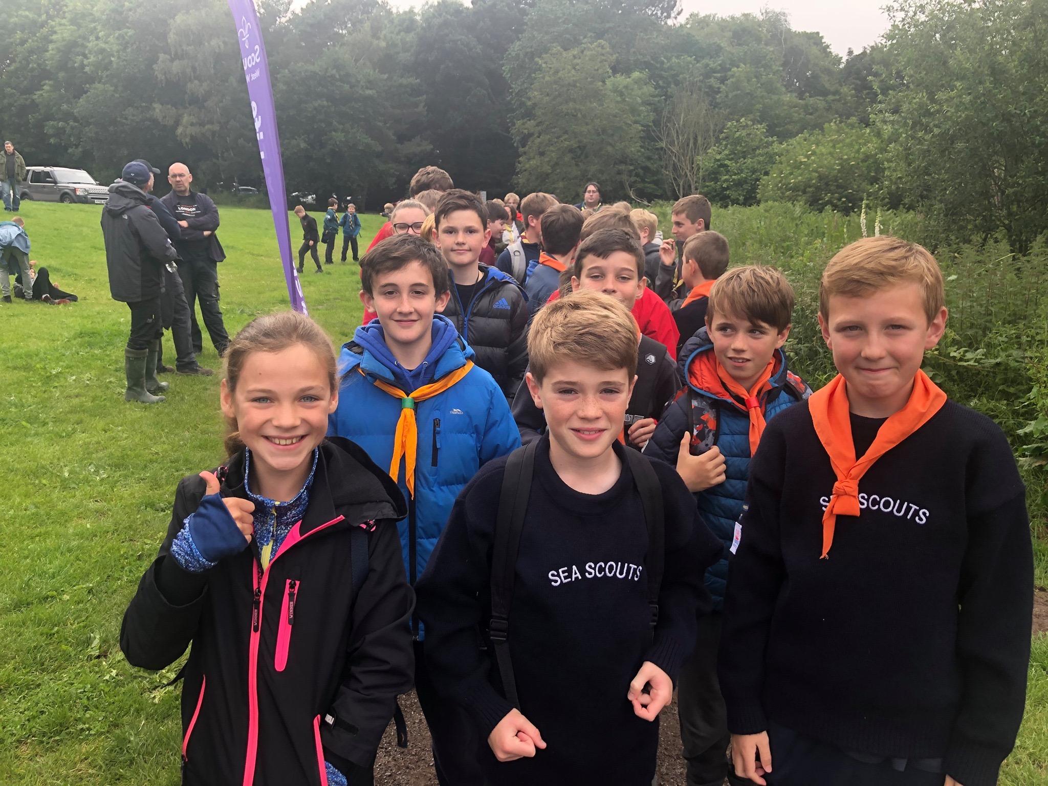 Orienteering Challenge 2019