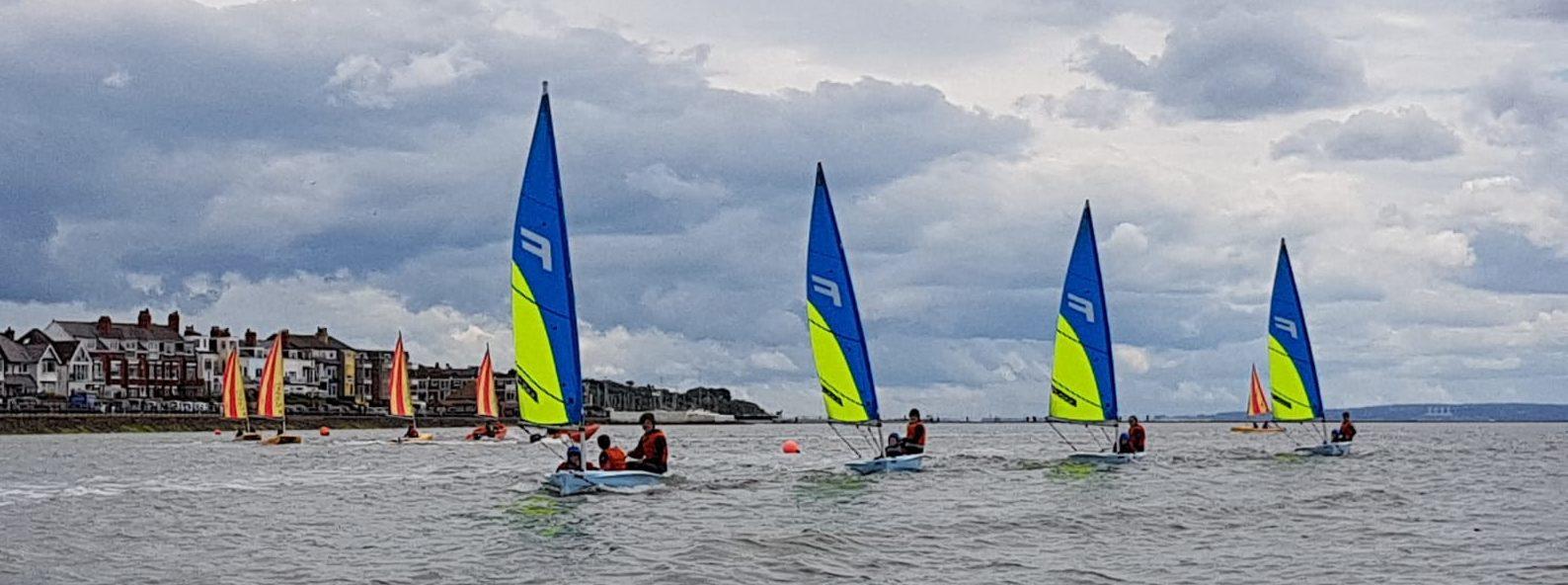 Group Sailing 2019